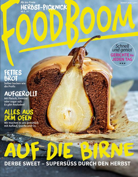 Foodboom E-Paper