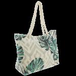 "Strandtasche ""Tropical Leaves"""