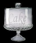 "Glasplateau ""Cake"""