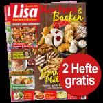 2x Lisa Kochen & Backen kostenlos