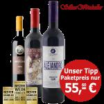 Weinpaket Spanien