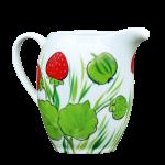 "Krug ""Erdbeere"" handbemalt"